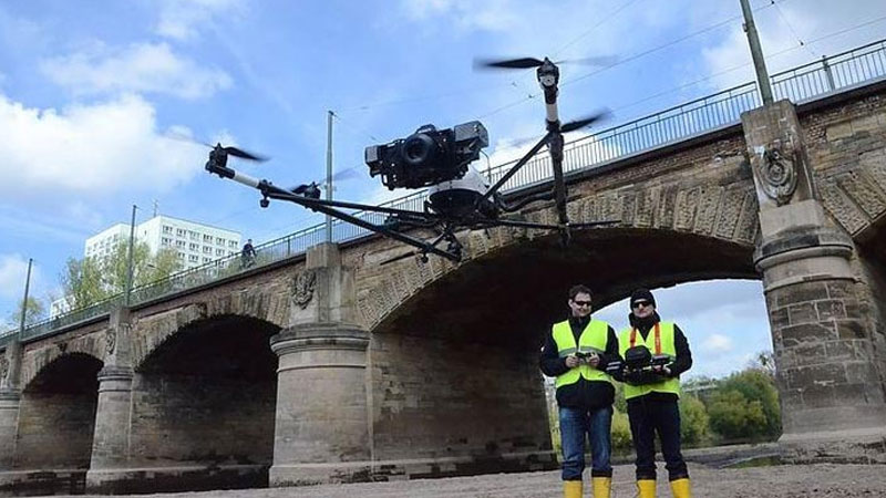 Drones For Commercial Inspection | Rees Aerials | Spokane Drone